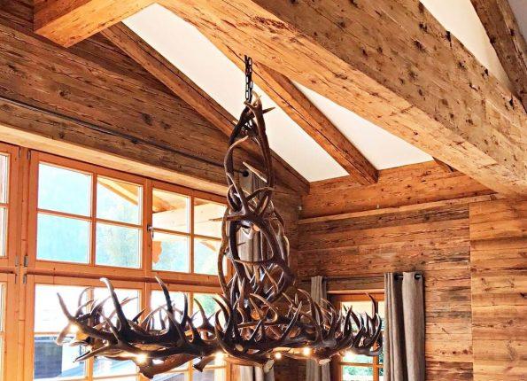 geweih lampe nach ma und individuell nach kundenwunsch. Black Bedroom Furniture Sets. Home Design Ideas